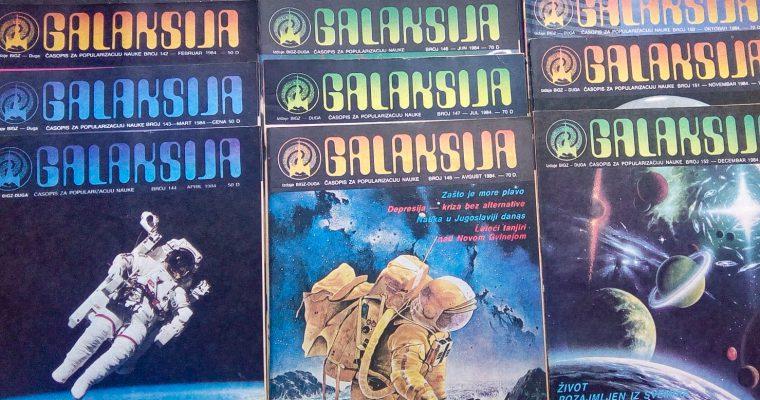 Ponovo izlazi Galaksija! Nakon 17 godina, kultni časopis opet u štampi