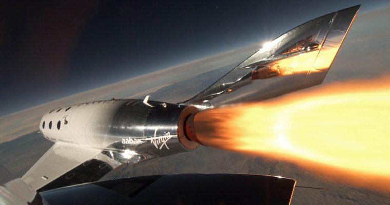 Rođenje svemirskog turizma: Virgin Galactic stigao na ivicu svemira