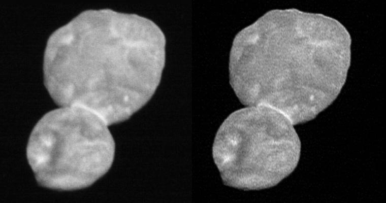 Prva fotografija objekta Ultima Thule snimljena izbliza otkriva potpuno drugačiju vrstu sveta