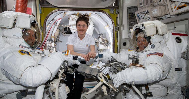 NASA otkazala istorijsku žensku svemirsku šetnju
