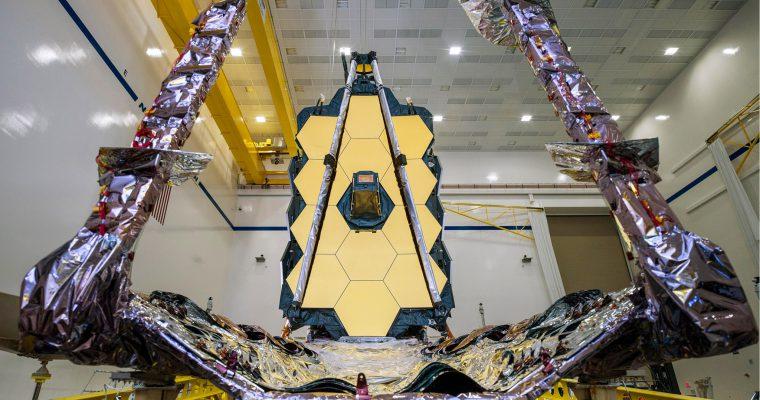 Svemirski teleskop Džejms Veb konačno kompletiran