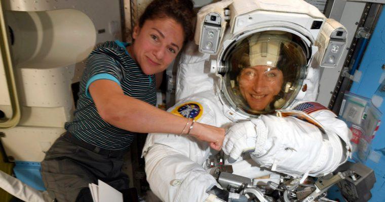 NASA: Prva ženska svemirska šetnja u istoriji se ipak dešava