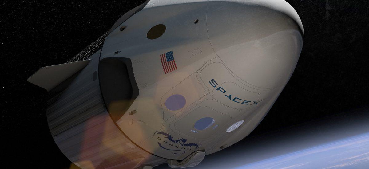 Uzlet Zmaja: SpaceX i Dragon kao vodeća sila u novoj svemirskoj trci