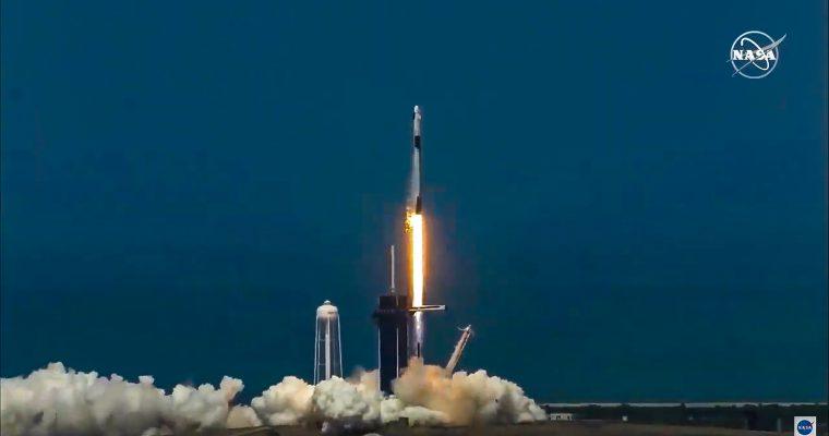 Istorijski let Zmaja: Privatna kompanija SpaceX je poslala ljude u orbitu