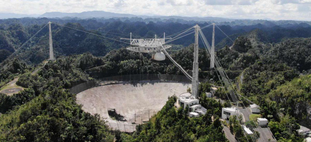 Zbogom, Aresibo: Urušio se kultni radio-teleskop nakon 57 godina rada