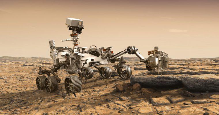 Nasin rover Perseverance uspešno sleteo na Mars (VIDEO)